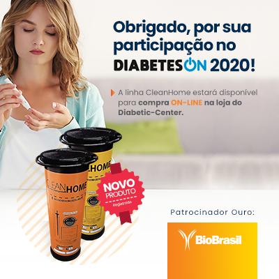 Obrigado por sua participação no Diabetes On 2020!