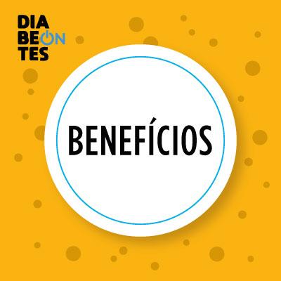 Benefícios e certificado