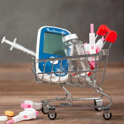 Preços especiais na farmácia do Diabetes On