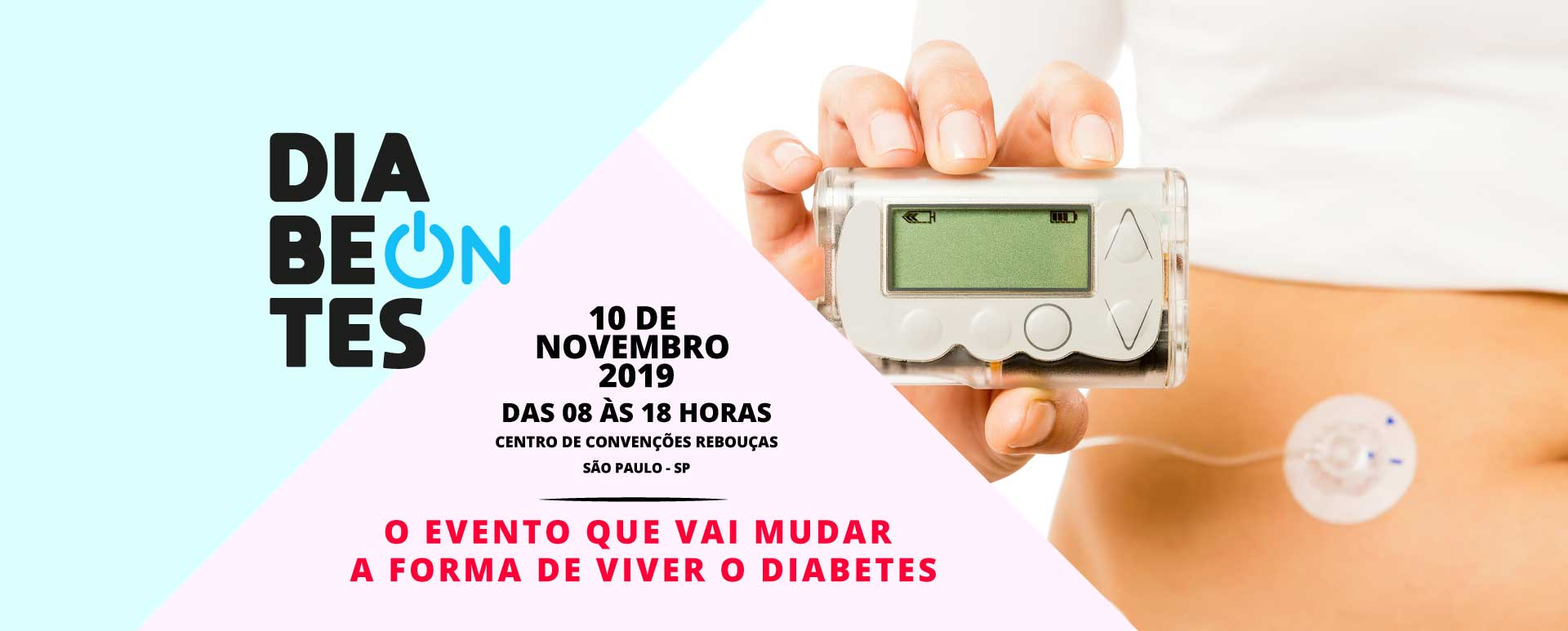Diabetes On - O Evento